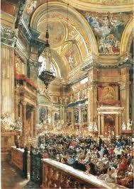 La cappella del Tesoro di S. Gennaro
