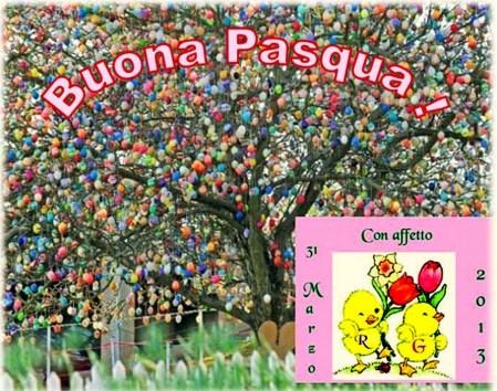 buona Pasqua 2013