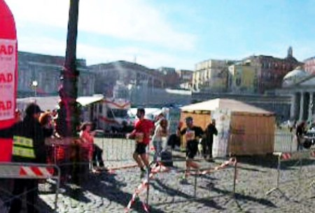 105 ARRIVAAA piazza Plebiscito